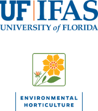 UF/IFAS Department of Environmental Horticulture logo