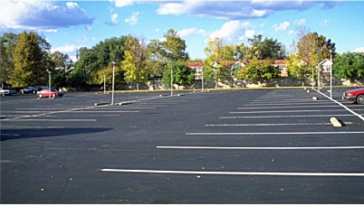Parking Lots Urban Design Landscape Plants Edward F